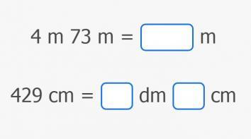Pretvaranje mjernih jedinica duljine