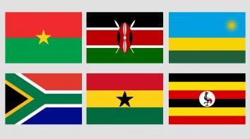 Slika Zastave Afrike