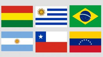 Image Flags of South America quiz