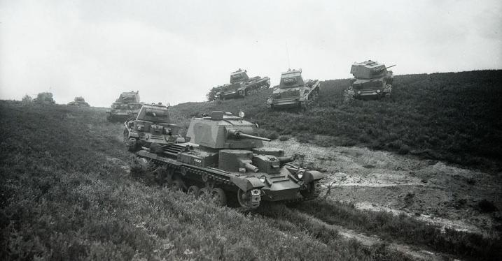2. svetovna vojna, najpomembnejši dogodki
