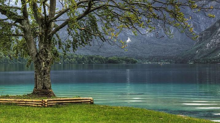 Jezera v Sloveniji