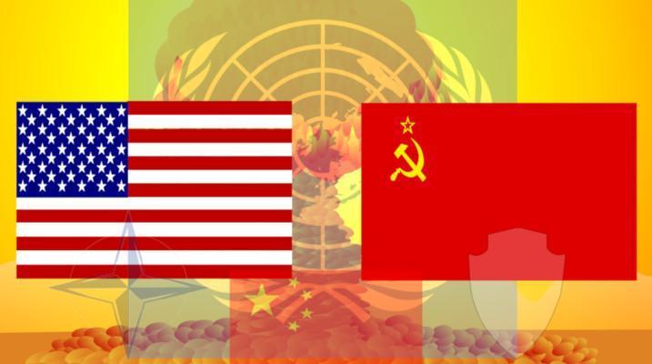Nemirni svet v času hladne vojne in po njej