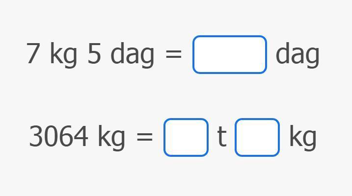 Image Converting units of mass