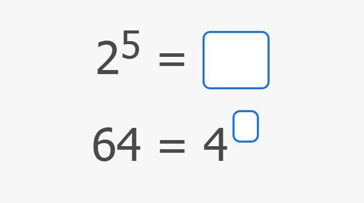 Image Exponents