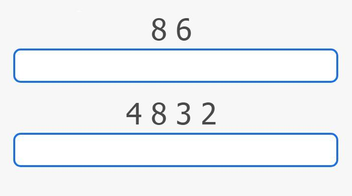 Slika Pisanje števil z besedo