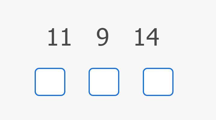 Uredi števila po velikosti