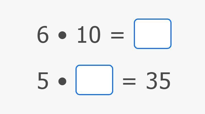 Slika Poštevanka števila 5 in 10