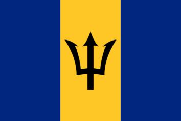 Zastava Barbadosa