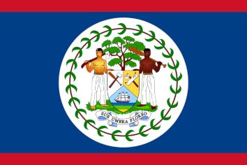 Zastava Belize