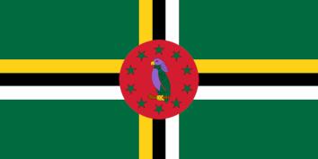 Zastava Dominike