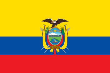 Zastava Ekvadorja