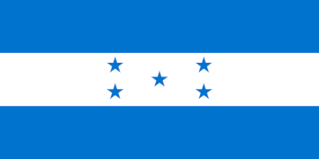 Zastava Hondurasa