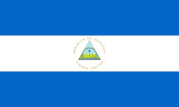 Zastava Nikaragve