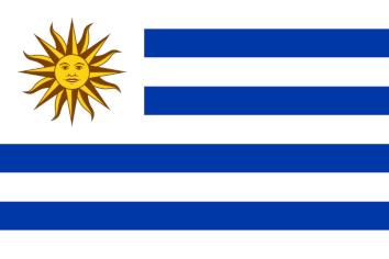 Zastava Urugvaja