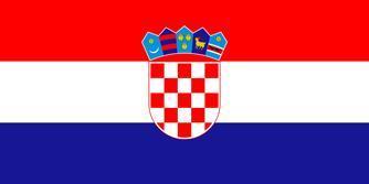 Zastava Hrvaške